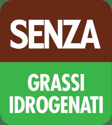 ASSENZA DI GRASSI IDROGENATI