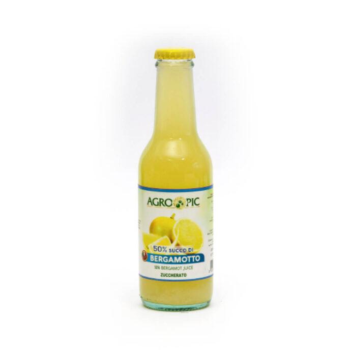 50% succo di Bergamotto Agro Pic