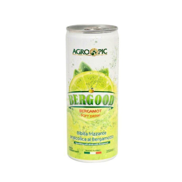 Bergood - Succo di Bergamotto frizzante Agro Pic