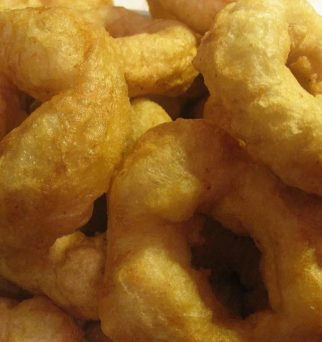 Cuddruriaddri, street food calabrese