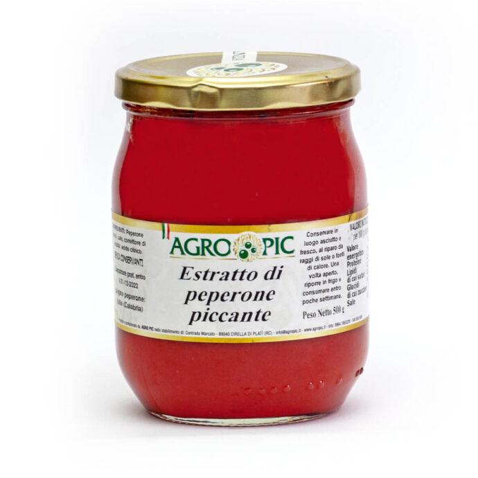 Estratto di Peperone piccante Agro Pic