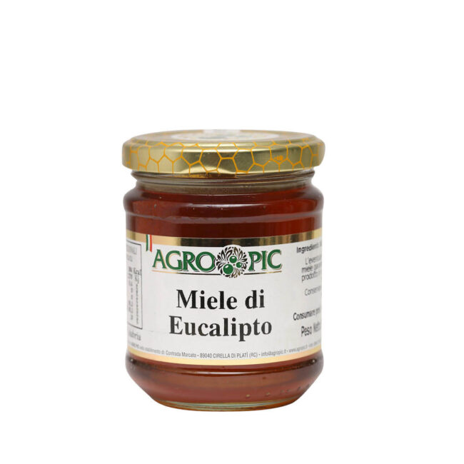 Miele di Eucalipto Agro Pic