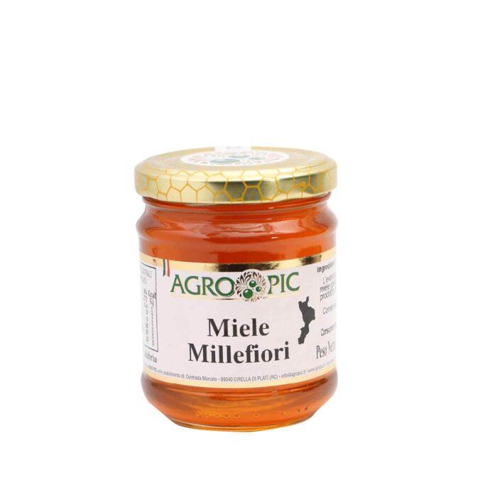 Miele Millefiori Agro Pic