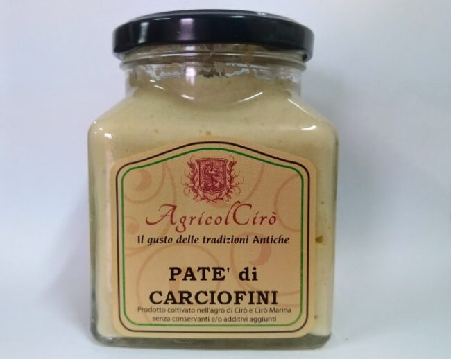 Patè di Carciofini