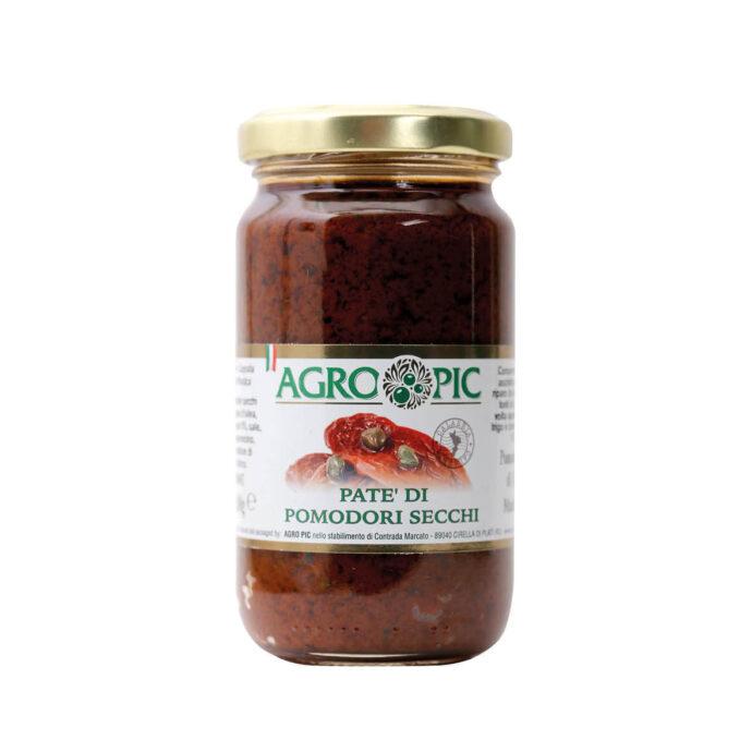 Patè di Pomodori secchi Agro Pic