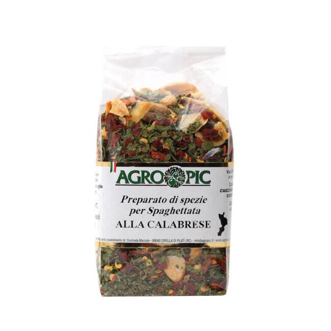 Spaghettata alla calabrese Agro Pic